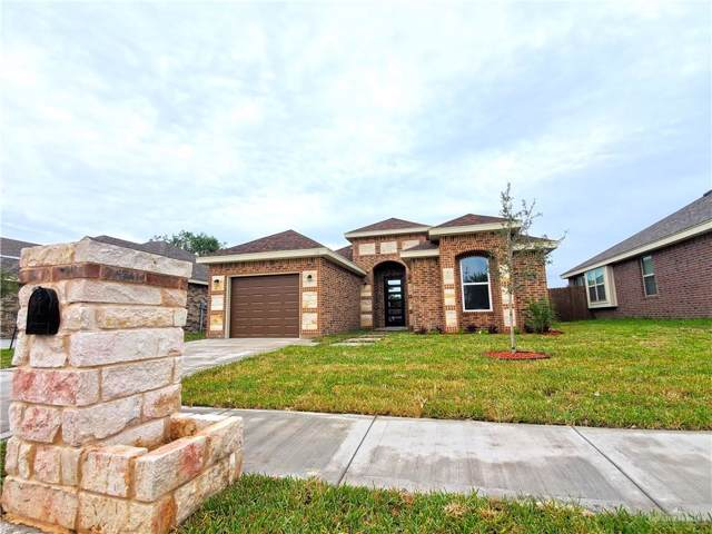 509 S Mina De Oro Street, Mission, TX 78572 (MLS #323738) :: The Ryan & Brian Real Estate Team