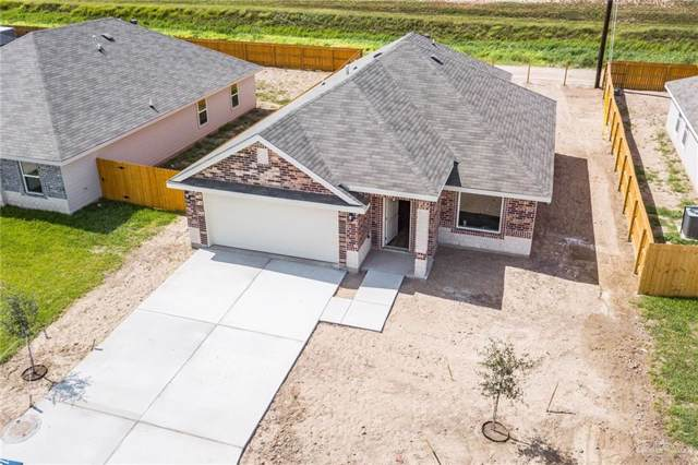 1609 Las Palmas Avenue, Hidalgo, TX 78557 (MLS #323756) :: The Ryan & Brian Real Estate Team