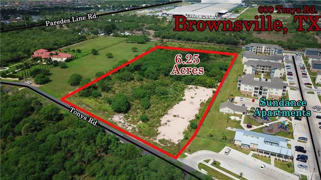 000 Tony Road, Brownsville, TX 78520 (MLS #323782) :: Jinks Realty