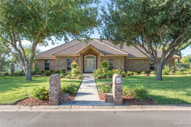 1403 Encantado Circle, Palmview, TX 78572 (MLS #323788) :: The Ryan & Brian Real Estate Team