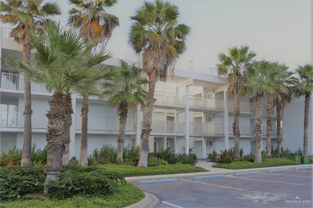 550 Padre Boulevard #103, South Padre Island, TX 78597 (MLS #323807) :: eReal Estate Depot