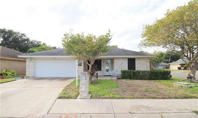 1713 E Gastel Circle Circle, Mission, TX 78572 (MLS #323871) :: Realty Executives Rio Grande Valley