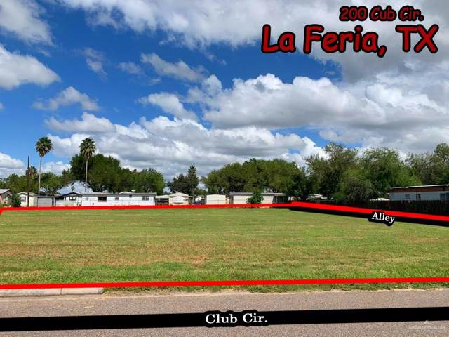 200 Cub Circle, La Feria, TX 78559 (MLS #323901) :: BIG Realty