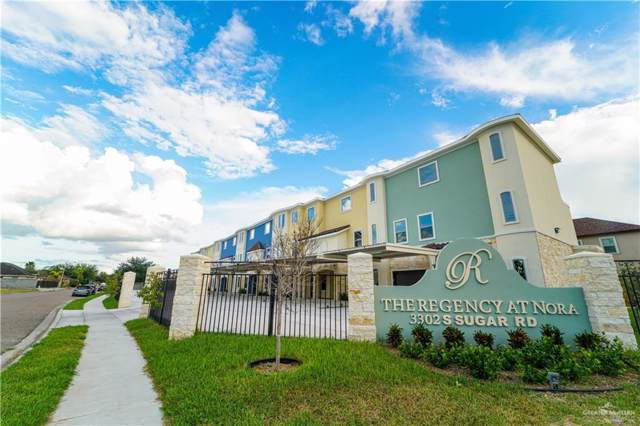 3302 S Sugar Road J, Edinburg, TX 78539 (MLS #323951) :: The Lucas Sanchez Real Estate Team