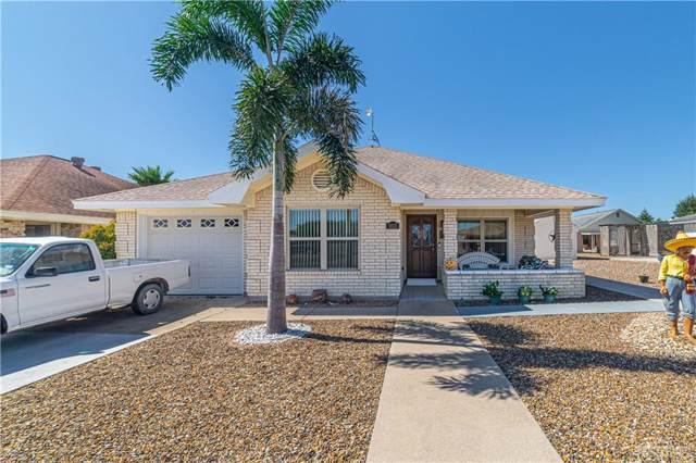 1813 Polk Street, Mission, TX 78572 (MLS #323967) :: The Ryan & Brian Real Estate Team