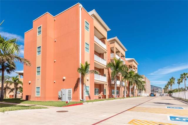 150 Padre Boulevard F-303, South Padre Island, TX 78597 (MLS #323991) :: The Ryan & Brian Real Estate Team