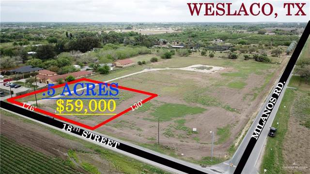 2520 W 18th Street W, Weslaco, TX 78596 (MLS #323994) :: The Lucas Sanchez Real Estate Team