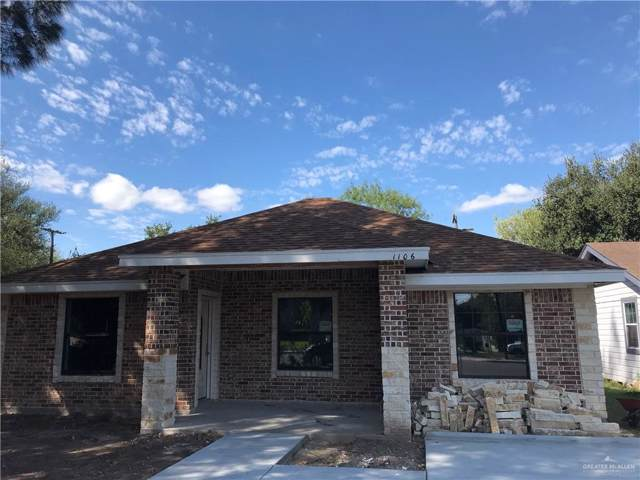 1106 S Nebraska Avenue, San Juan, TX 78589 (MLS #324000) :: The Maggie Harris Team
