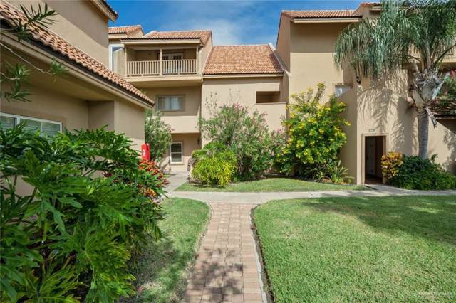 206 W Red Snapper Street #124, South Padre Island, TX 78597 (MLS #324004) :: BIG Realty