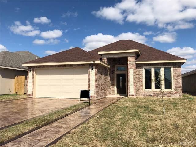 1210 Palazzo Drive, Alamo, TX 78516 (MLS #324014) :: The Ryan & Brian Real Estate Team