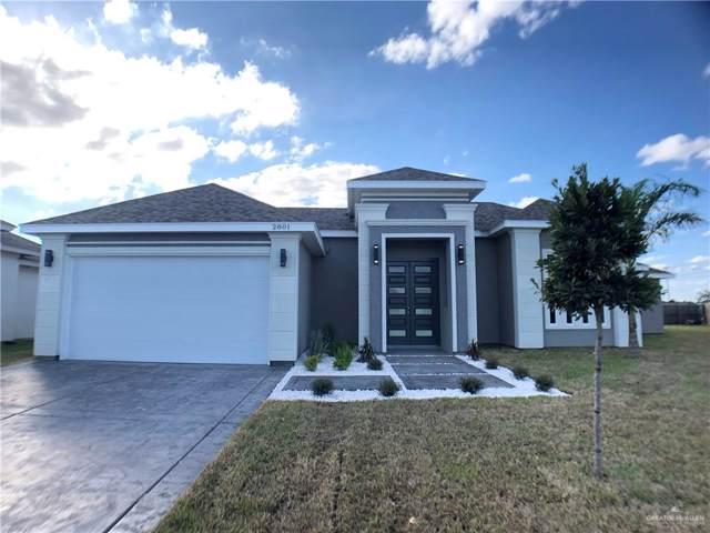 2801 Red Raider Avenue, Edinburg, TX 78542 (MLS #324033) :: The Lucas Sanchez Real Estate Team