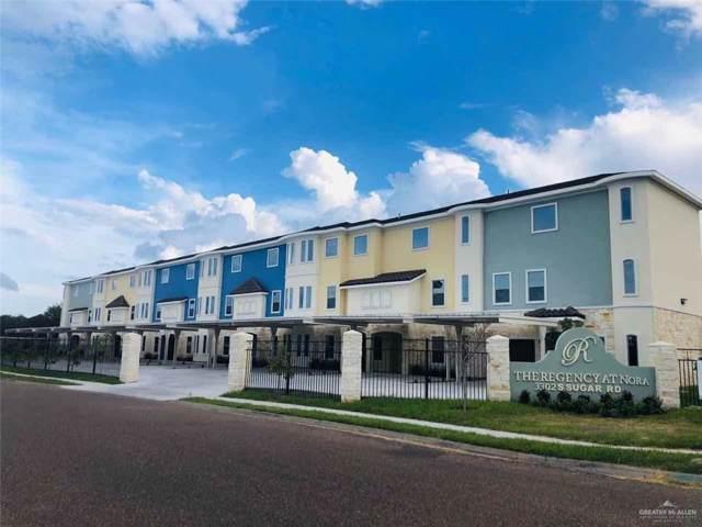 3302 Nora Drive, Edinburg, TX 78539 (MLS #324092) :: The Lucas Sanchez Real Estate Team