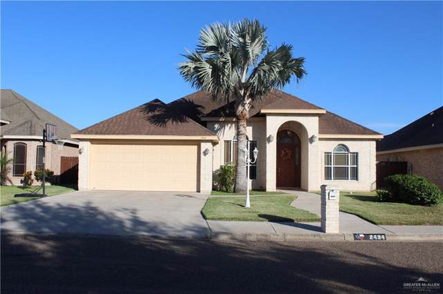 2434 Leslie Street, Edinburg, TX 78539 (MLS #324116) :: Realty Executives Rio Grande Valley