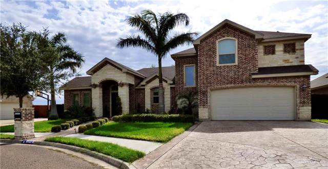 1710 Norma Drive, Mission, TX 78574 (MLS #324160) :: The Ryan & Brian Real Estate Team