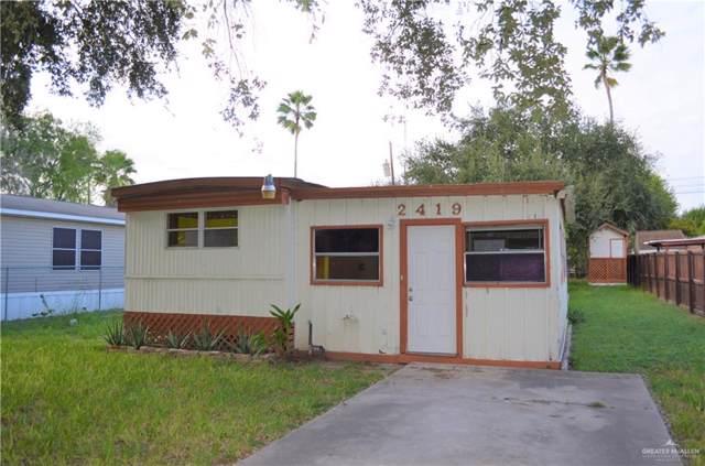 2419 E 11th Street, Weslaco, TX 78596 (MLS #324177) :: The Ryan & Brian Real Estate Team