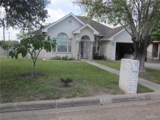 1001 Bowie Avenue, Elsa, TX 78543 (MLS #324238) :: Jinks Realty