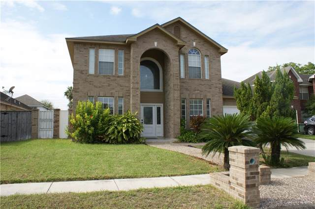 3302 Santa Inez, Mission, TX 78572 (MLS #324260) :: The Ryan & Brian Real Estate Team
