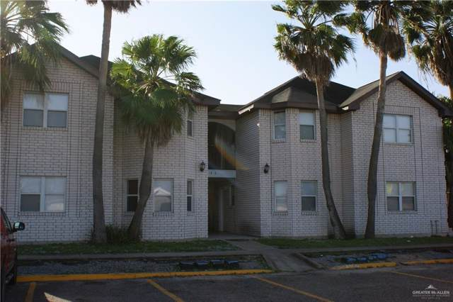 1800 Oasis Avenue #106, Mission, TX 78572 (MLS #324353) :: The Ryan & Brian Real Estate Team