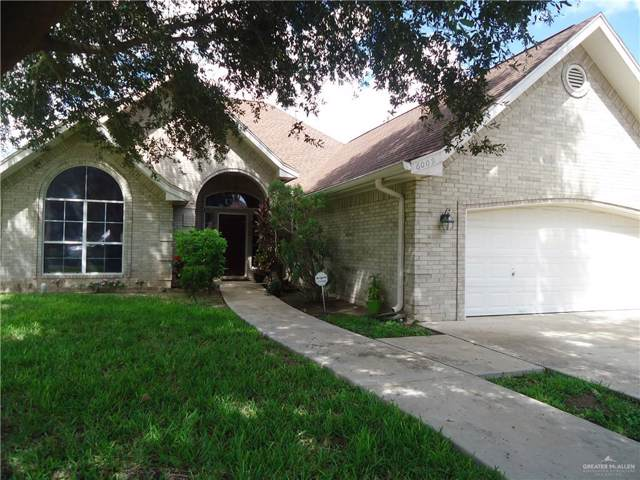 6009 N 25th Lane, Mcallen, TX 78504 (MLS #324479) :: HSRGV Group
