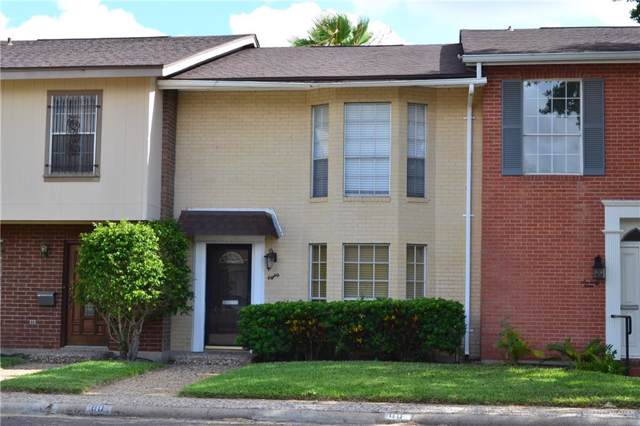 500 Wichita Avenue #80, Mcallen, TX 78503 (MLS #324491) :: HSRGV Group