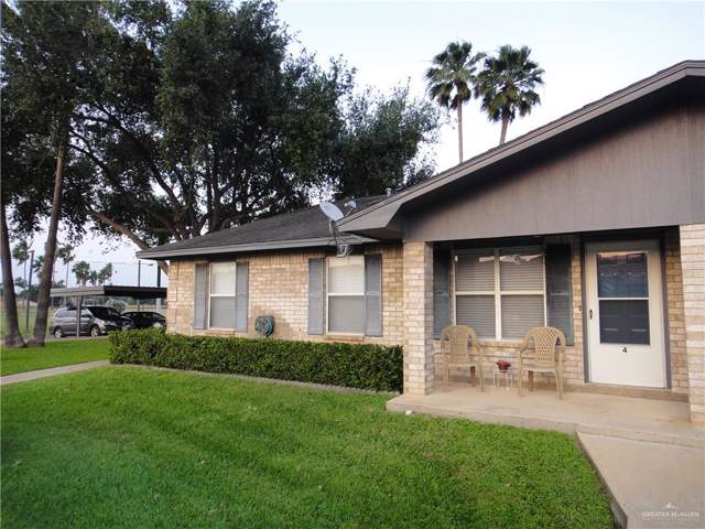 807 E 21st Street E #4, Mission, TX 78572 (MLS #324518) :: The Ryan & Brian Real Estate Team