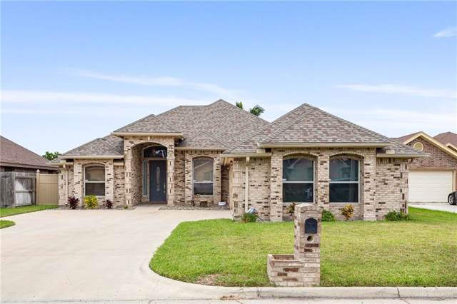 1745 Christian Circle, Harlingen, TX 78550 (MLS #324524) :: The Lucas Sanchez Real Estate Team