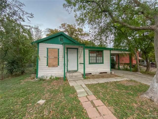 614 N Eye Street, Harlingen, TX 78550 (MLS #324569) :: The Lucas Sanchez Real Estate Team