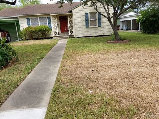 714 E Miller Avenue, Kingsville, TX 78363 (MLS #324629) :: The Lucas Sanchez Real Estate Team