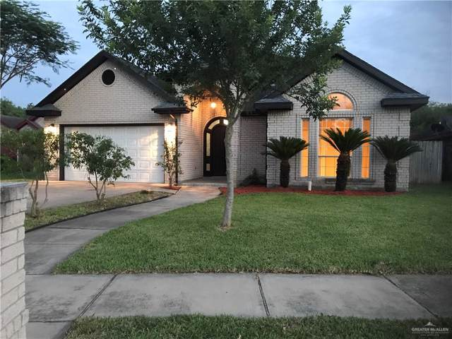 1932 E 21st Street, Mission, TX 78572 (MLS #324653) :: Realty Executives Rio Grande Valley