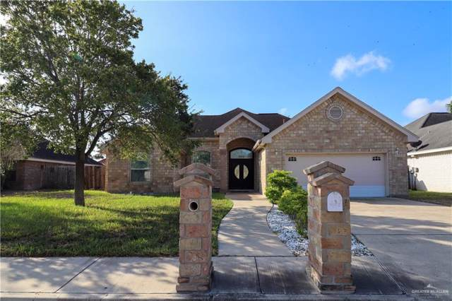 3410 Knight Avenue, Edinburg, TX 78539 (MLS #324661) :: Realty Executives Rio Grande Valley