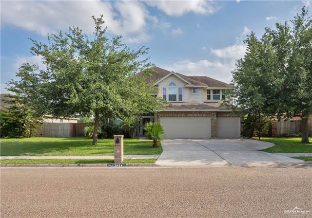 1416 Las Brisas Drive, Mission, TX 78574 (MLS #324670) :: Realty Executives Rio Grande Valley