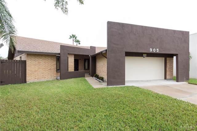 905 E Bugambilia Avenue, Hidalgo, TX 78557 (MLS #324678) :: eReal Estate Depot