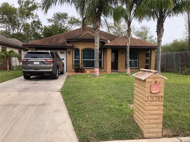 3510 Francisca Avenue, Mcallen, TX 78503 (MLS #324679) :: The Lucas Sanchez Real Estate Team