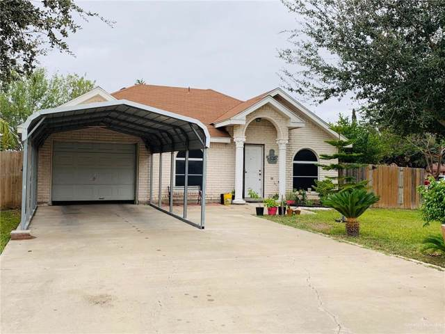 2921 Stoneview Street, Edinburg, TX 78541 (MLS #324718) :: Realty Executives Rio Grande Valley