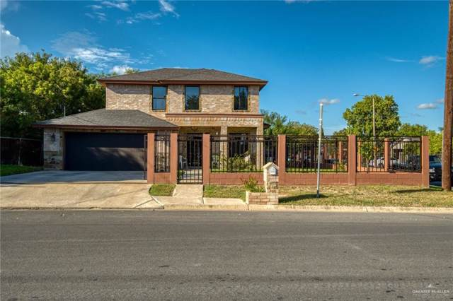 2421 Roosevelt Street, Brownsville, TX 78521 (MLS #324736) :: Jinks Realty