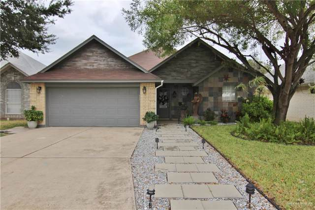 2400 Garden View Drive, Mission, TX 78574 (MLS #324742) :: Realty Executives Rio Grande Valley