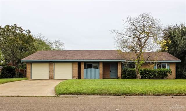 1818 Ann Street, Edinburg, TX 78539 (MLS #324745) :: Realty Executives Rio Grande Valley