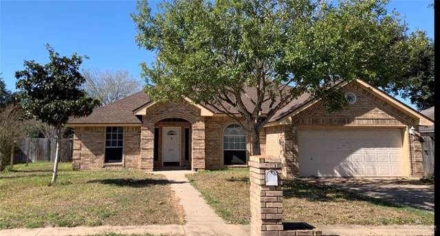 2807 Vera Avenue, Edinburg, TX 78539 (MLS #324750) :: The Ryan & Brian Real Estate Team