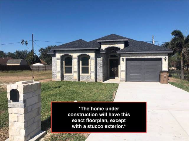 400 Pine Creek, Alamo, TX 78516 (MLS #324752) :: The Maggie Harris Team