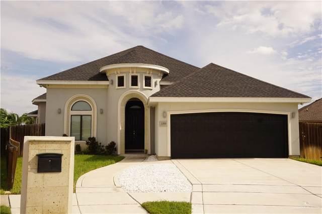1360 Patsy Cline Drive, Edinburg, TX 78541 (MLS #324808) :: The Lucas Sanchez Real Estate Team