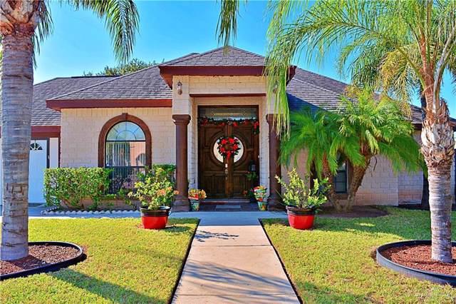 407 Silverado Drive W, Palmview, TX 78572 (MLS #324816) :: eReal Estate Depot