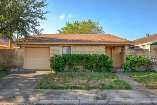 2714 Hunters Crossing Street, Harlingen, TX 78550 (MLS #324820) :: The Ryan & Brian Real Estate Team