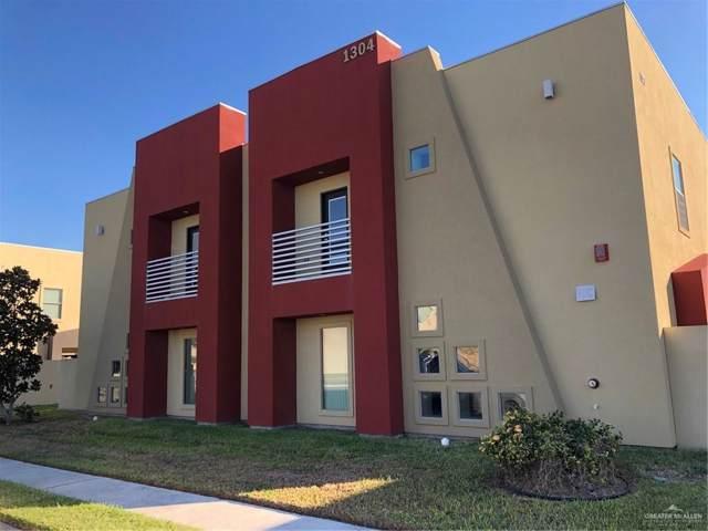 1304 E Daffodil Avenue C, Mcallen, TX 78501 (MLS #324832) :: The Ryan & Brian Real Estate Team