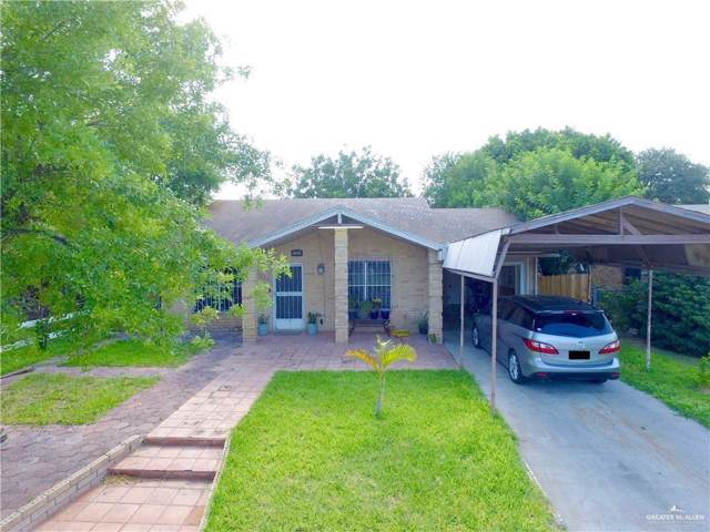 2105 N 31st Street, Mcallen, TX 78501 (MLS #324841) :: The Lucas Sanchez Real Estate Team