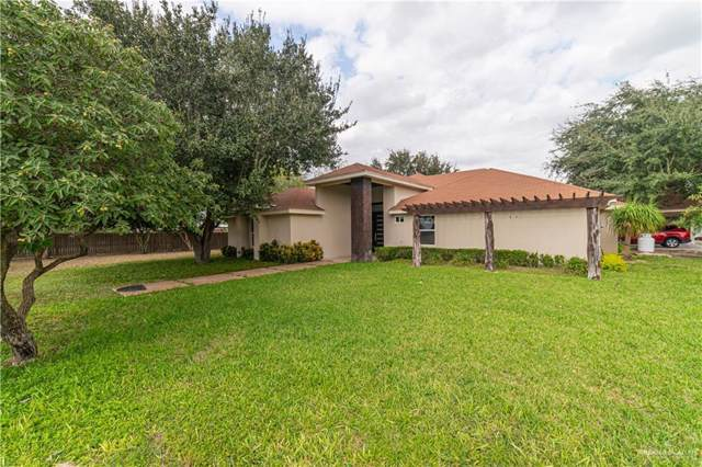 5413 W Rogers Road, Edinburg, TX 78541 (MLS #324854) :: Jinks Realty