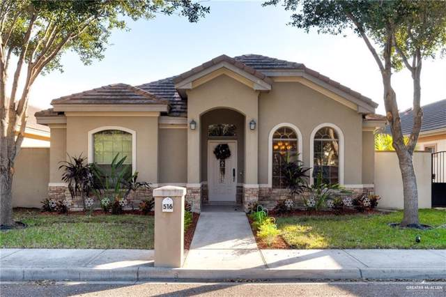 516 E Uphall Avenue, Mcallen, TX 78503 (MLS #324904) :: The Ryan & Brian Real Estate Team
