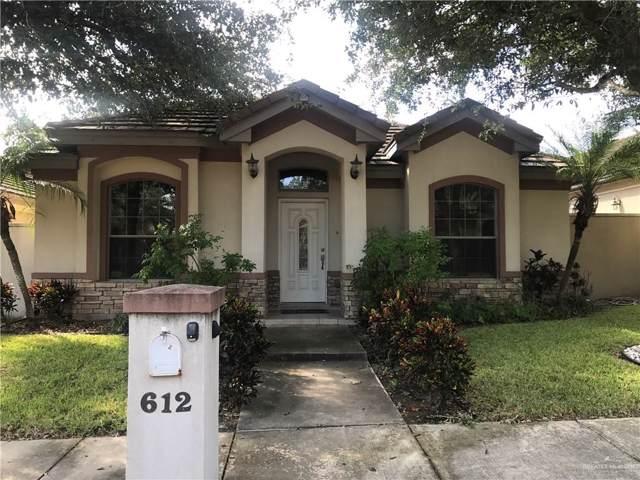 612 E Thornhill Avenue, Mcallen, TX 78503 (MLS #324905) :: The Ryan & Brian Real Estate Team