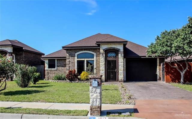 1613 Aruba Drive, Edinburg, TX 78541 (MLS #324972) :: The Ryan & Brian Real Estate Team