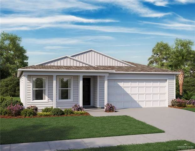 426 Jessica Street, Mercedes, TX 78570 (MLS #324996) :: The Ryan & Brian Real Estate Team