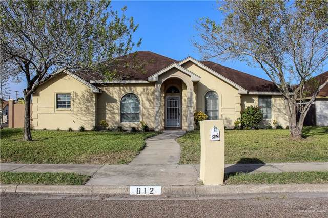 812 Chickadee Avenue, Pharr, TX 78577 (MLS #325034) :: The Lucas Sanchez Real Estate Team